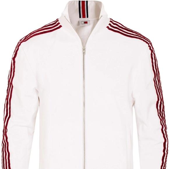 9f7a13cdd Tommy Hilfiger Jackets & Coats | X Lewis Hamilton Track Jacket ...